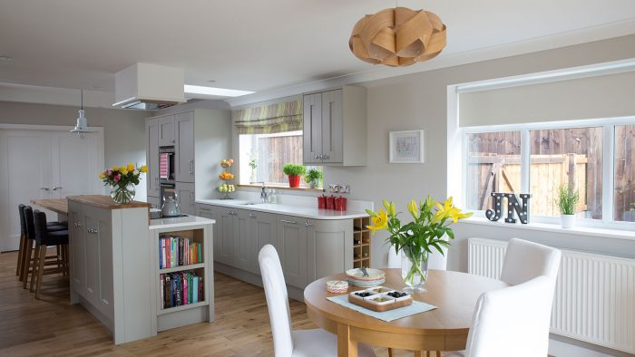 Kitchen installed by Helmanis & Howell
