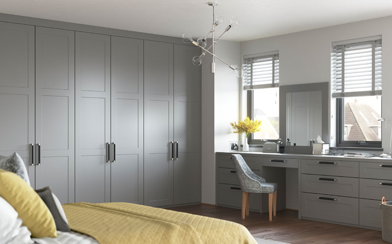 Bedrooms at Helmanis and Howell